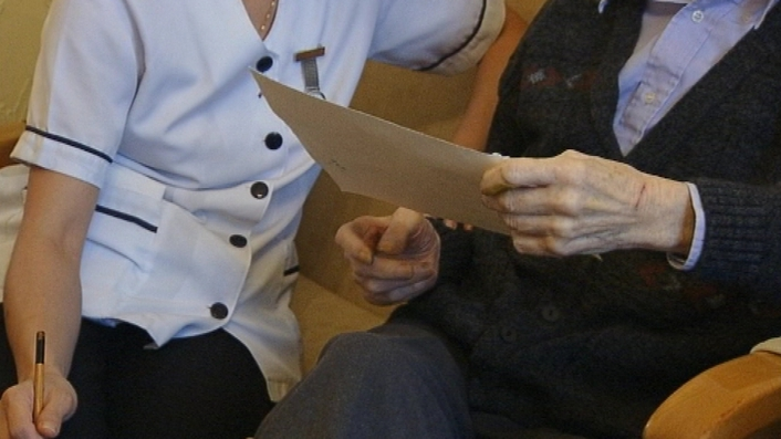 Who will pay for nursing home care?
