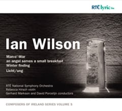 Composers of Ireland Series Volume 5: Ian Wilson: Winter Finding