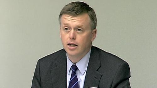 Matthew Elderfield - Supports Government position on bondholders