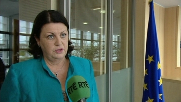 Máire Geoghegan-Quinn - Ireland would be worse off without EU and eurozone