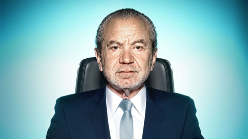 Alan Sugar talks to The Business