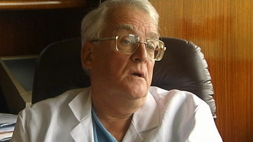 Maurice Neligan - Active campaigner for patient services