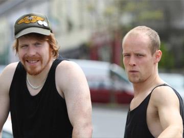 Eddie and Buzz - Hardy Bucks
