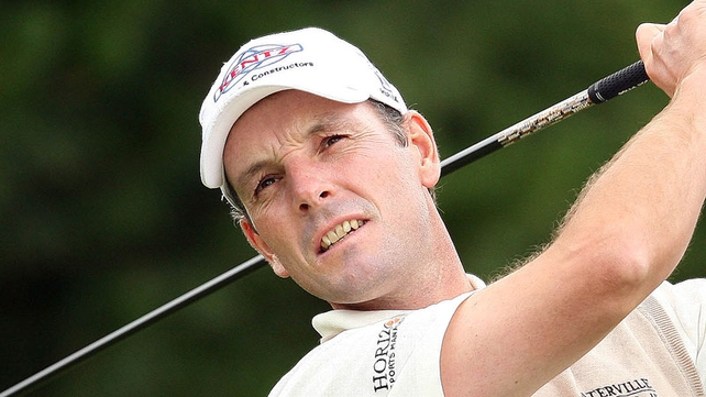 David Higgins leads the Irish contingent in Spain