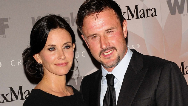 The pair met on the set of the film Scream in 1996 and married three years later.