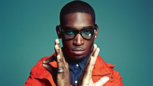 Tinie Tempah - Tops Brit Award nominations 2011