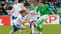 Faroe Islands 1-1 Northern Ireland