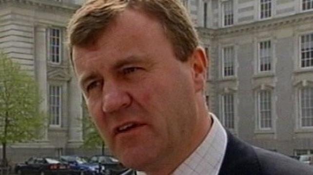 Seán Power - Said Brian Cowen has failed as Taoiseach