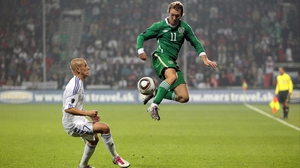 7. Aiden McGeady (Spartak Moscow): Age 26, Caps 49. The former Celtic wing wizard has the skills to change a game