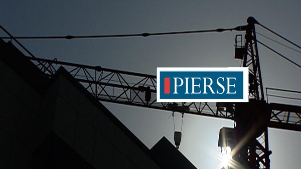 Pierse - Suffered a precipitous collapse in turnover and a reduced cash flow