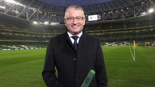 Tony O'Donoghue - Ireland v Scotland