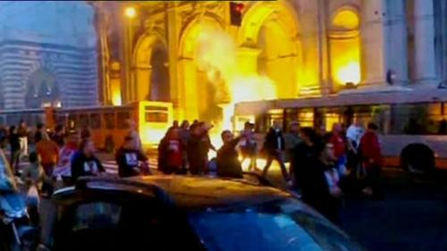 Genoa - 17 people were arrested