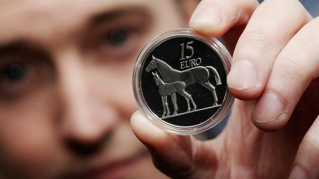 Design - Irish hunter horse and foal  - (Pic: Jason Clarke Photography)