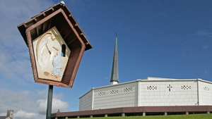 Pope John Paul ll visited the Marian shrine during his two-day stay in the country in 1979