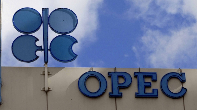 OPEC produces about 35% of the world's oil supply