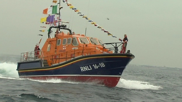 RNLI - Lifeboats launched 1094 times