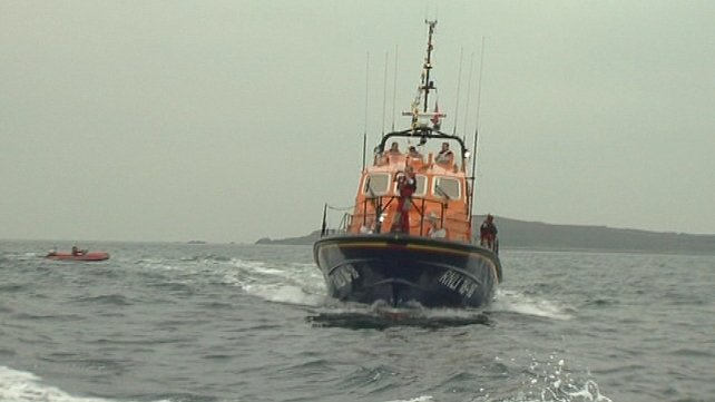 One News: RNLI gets new lifeboat for Kilmore Quay