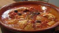 Chicken Cacciatore - Serve with crusty bread or rosemary roast potatoes.