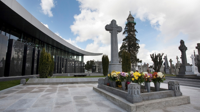 Glasnevin Cemetery - Ecumenical and military ceremonies