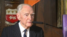 RTÉ.ie Extra Video: Liam Cosgrave on 'The Reluctant Taoiseach'