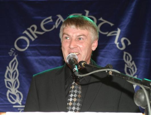 Liam Ó Maoldhia, Stiúrthóir an Oireachtais.