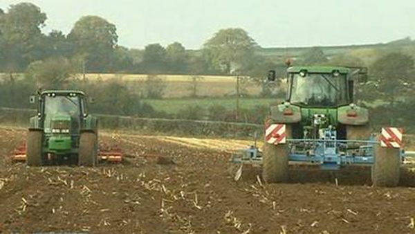 Farming - Food demand boosted by global economic recovery