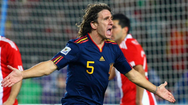 Puyol has his heart set on a quick return to action