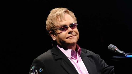 Elton John lashes out at Madonna
