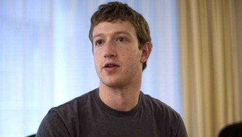 Mark Zuckerberg is donating nearly $500m in stock to a Silicon Valley charity