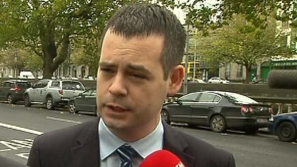 Pearse Doherty - Taking against the Government