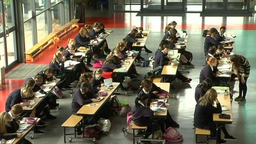 This year the vast majority of Junior Cert students sat exams in 10 or 11 subjects