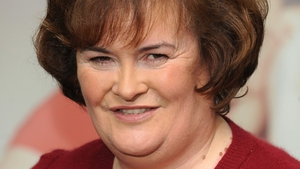 Susan Boyle: new album on the way this month