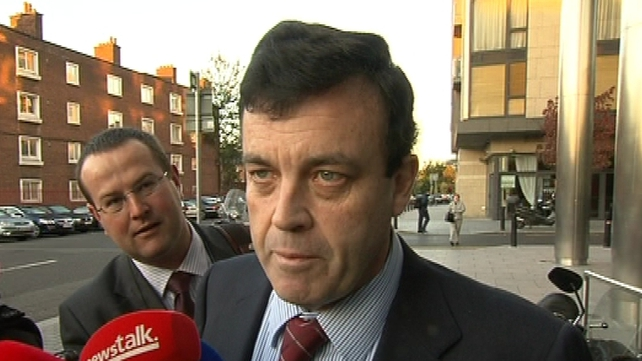 Brian Lenihan - Consolidation package of €15bn will be required over next four years