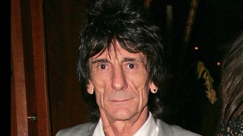 Ronnie Woods hints at new Rolling Stones album