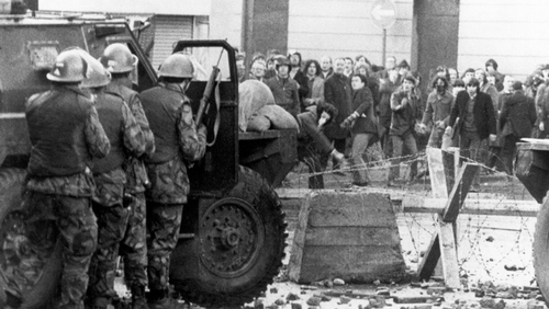The legislation would introduce a statute of limitations for any alleged crimes committed before the Good Friday Agreement