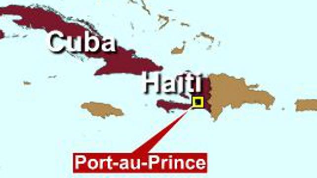 Haiti - Outbreak north of Port-au-Prince