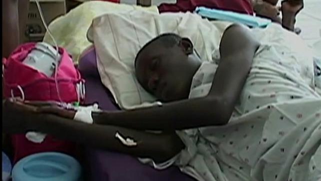 Haiti - More than 1,500 infected