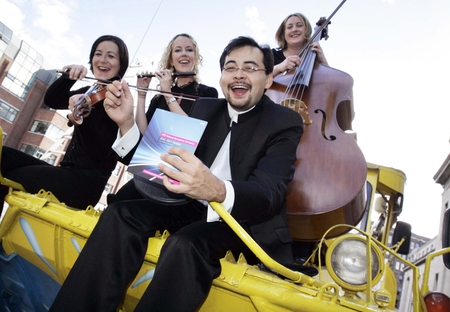 New Principal Conductor, Alan Buribayev leads the way