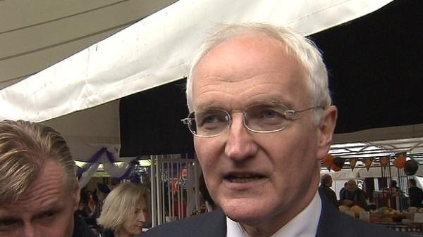 John Gormley - Plan to correct deficit and regain confidence