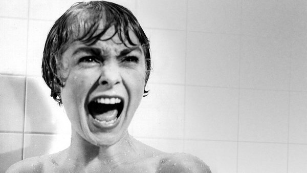 The moment when you realise you've ran out of shower gel
