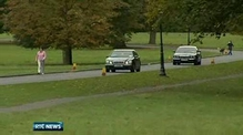 Six One News: Ministers arrive for cabinet meeting in Farmleigh