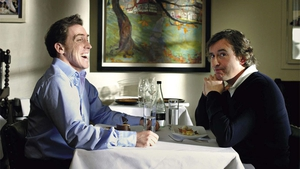 Rob Brydon and Steve Coogan eat their way through Italy