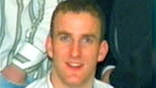 Garda Robbie McCallion - Died two weeks after incident