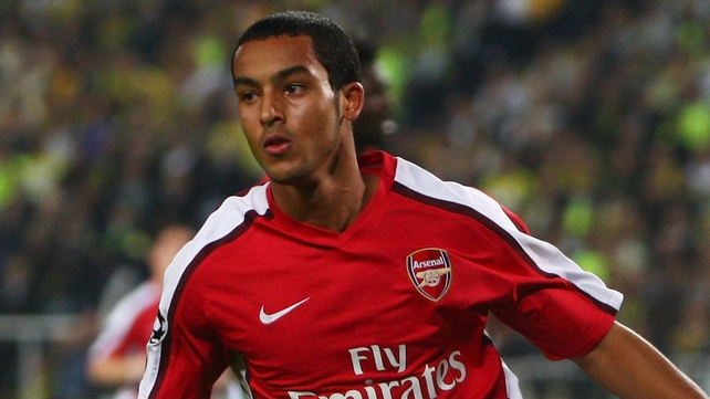 "Walcott: ""I'm not the sort of person who's influenced by money. I always make my decisions based on footba"