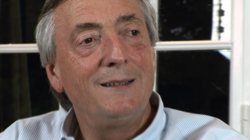 Nestor Kirchner - Had been expected to run for office in 2011