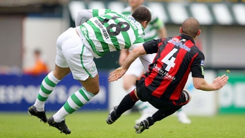 Shamrock Rovers host Bohemians in RTÉ's televised game