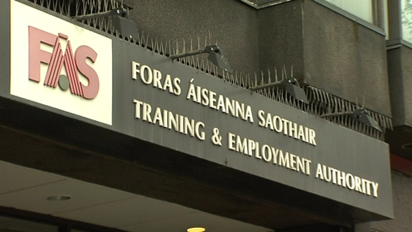 FÁS - Staff numbers set to fall below 2,000