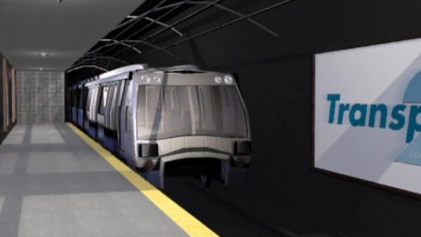 The Metro North is not the only rail project for Dublin to have been shelved or postponed