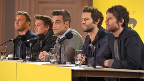 Take That - Will perform at Brit Awards