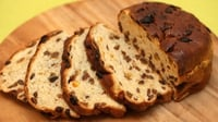 Barm Brack - This Halloween favourite is a perfect accompaniment with a hot cup of tea!